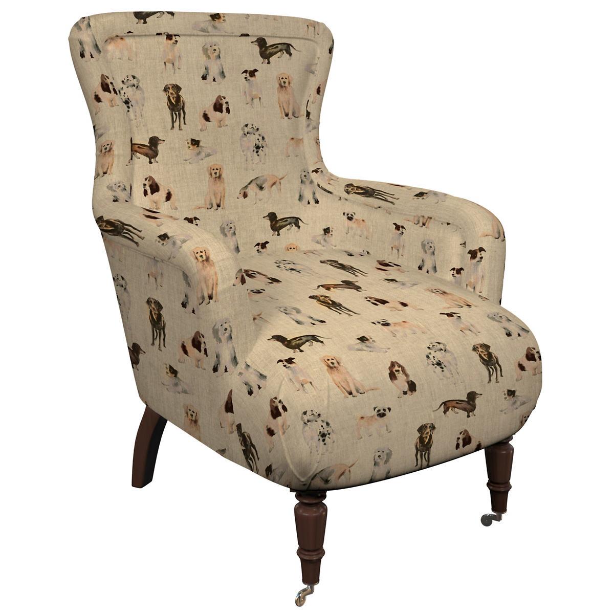 Woof Charleston Chair