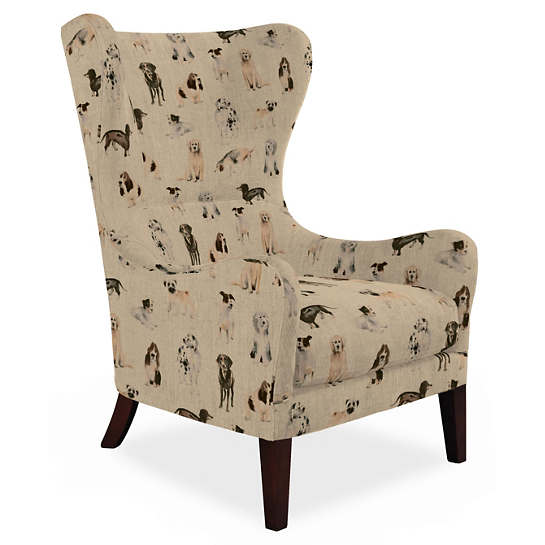 Woof Mirage Tobacco Chair