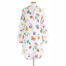Flower Power Night Shirt