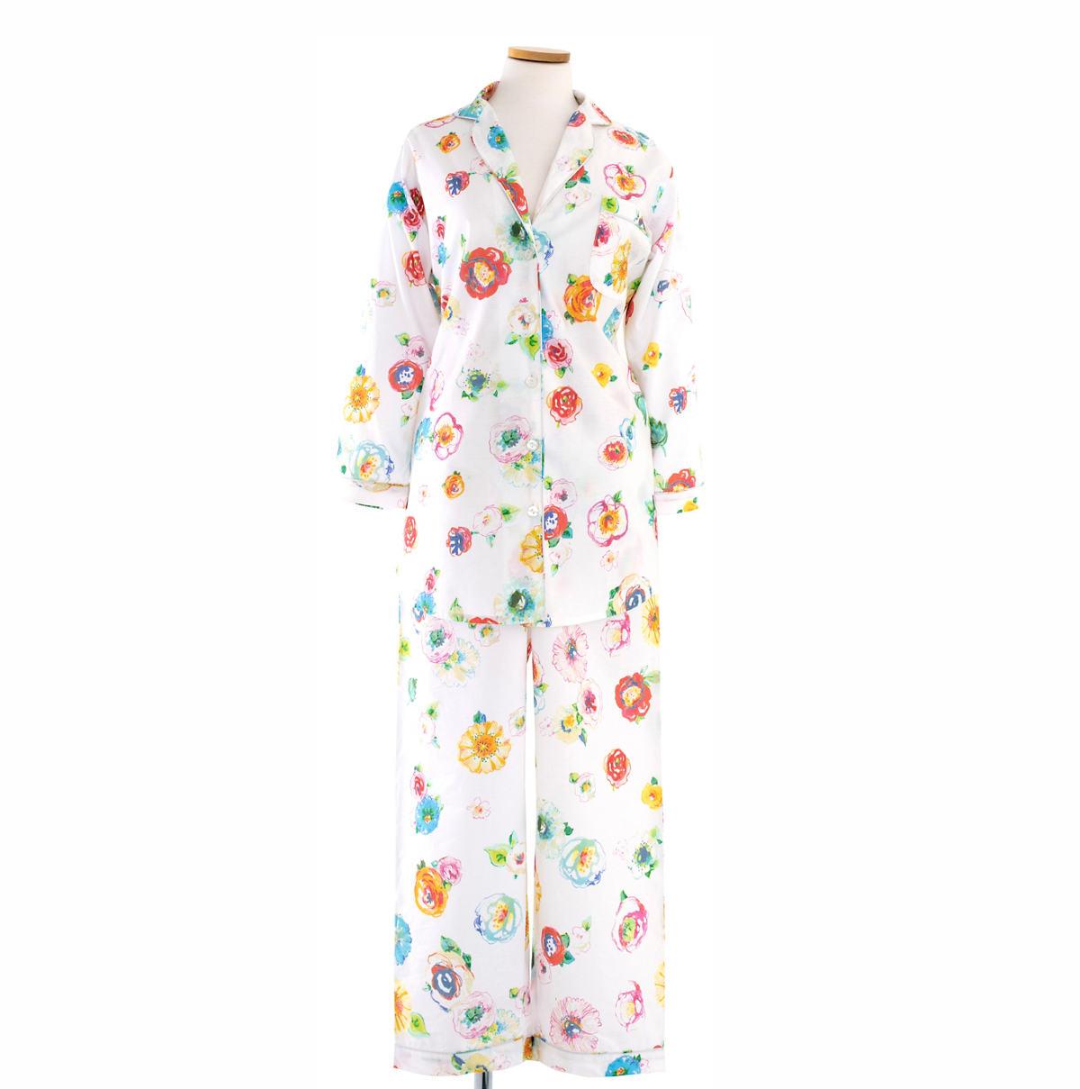 Flower Power Pajama
