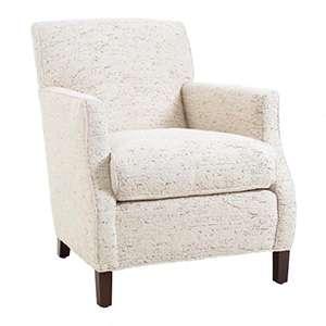 Travertine Chenille Ashford Chair