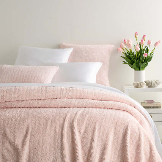 Lola Pink Coverlet