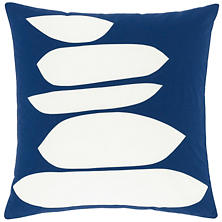Cairn Patched  Decorative Pillow