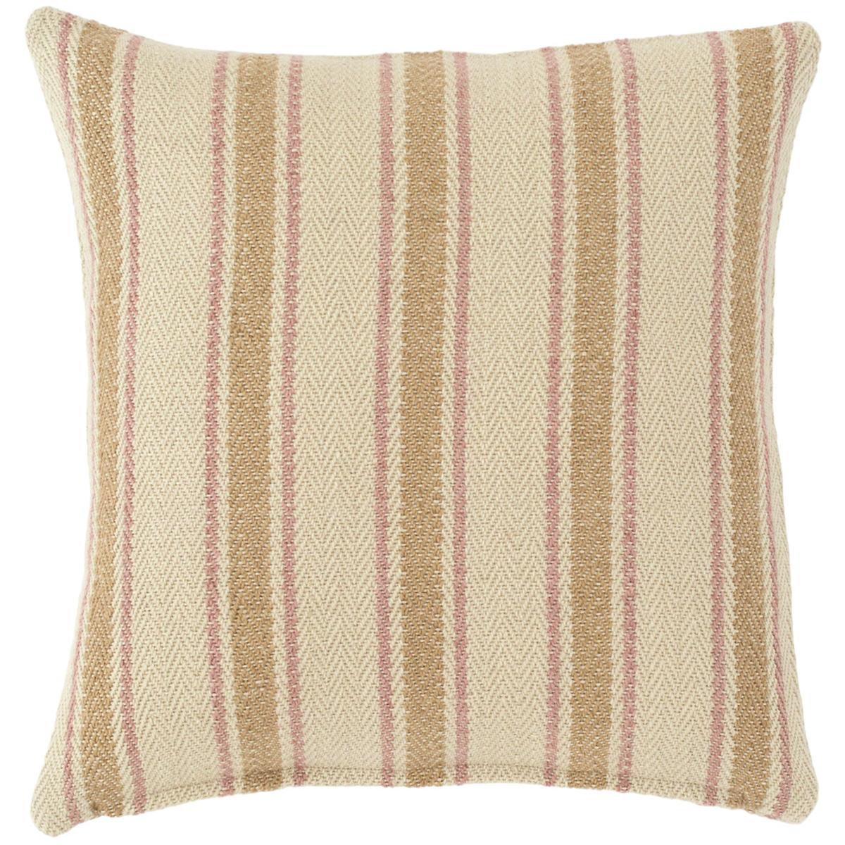 Cambridge Pink Indoor/Outdoor Pillow