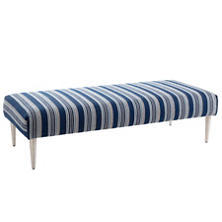 Cameroon  Performance Rug Bench