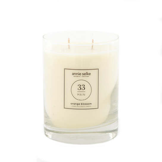 Orange Blossom Signature Scented Candle