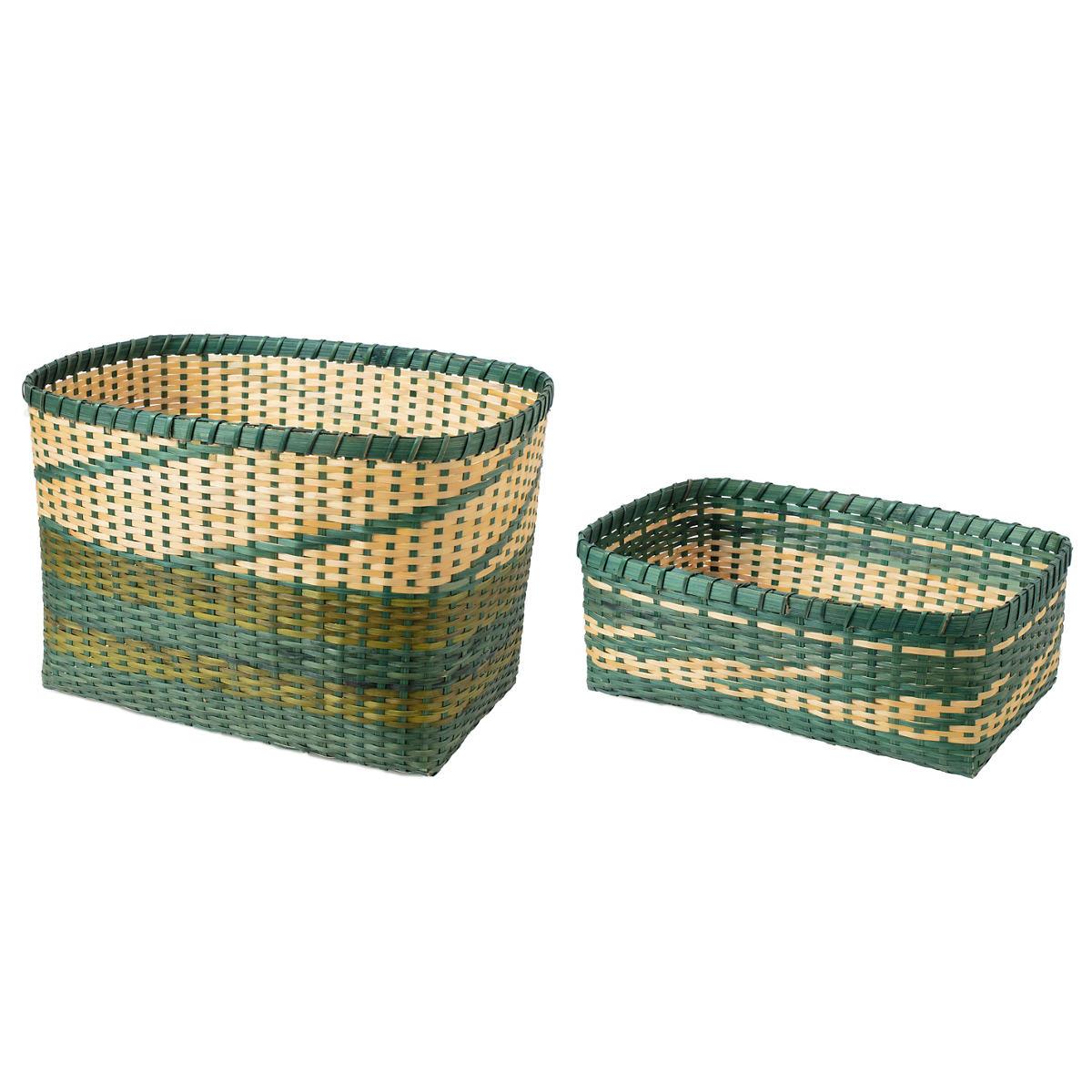 Cannes Evergreen Basket