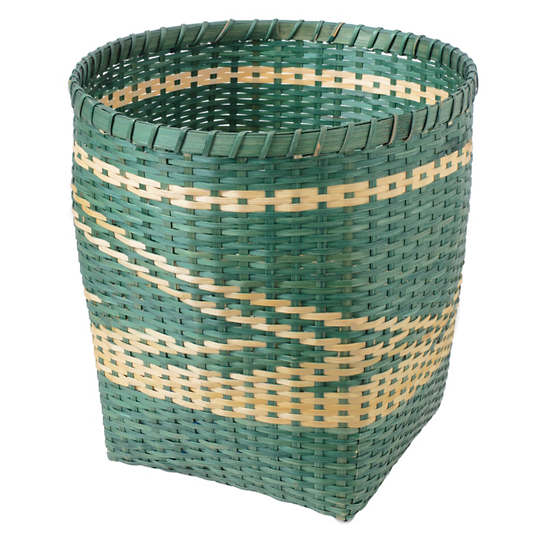 Cannes Evergreen Wastebasket
