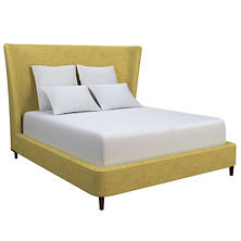 Canvasuede Citrus Boulevard Bed