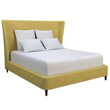 Canvasuede Citrus Boulevard Bed