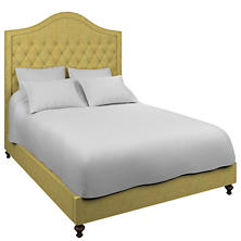 Canvasuede Citrus Essex Bed