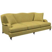 Canvasuede Citrus Litchfield 3 Seater Sofa