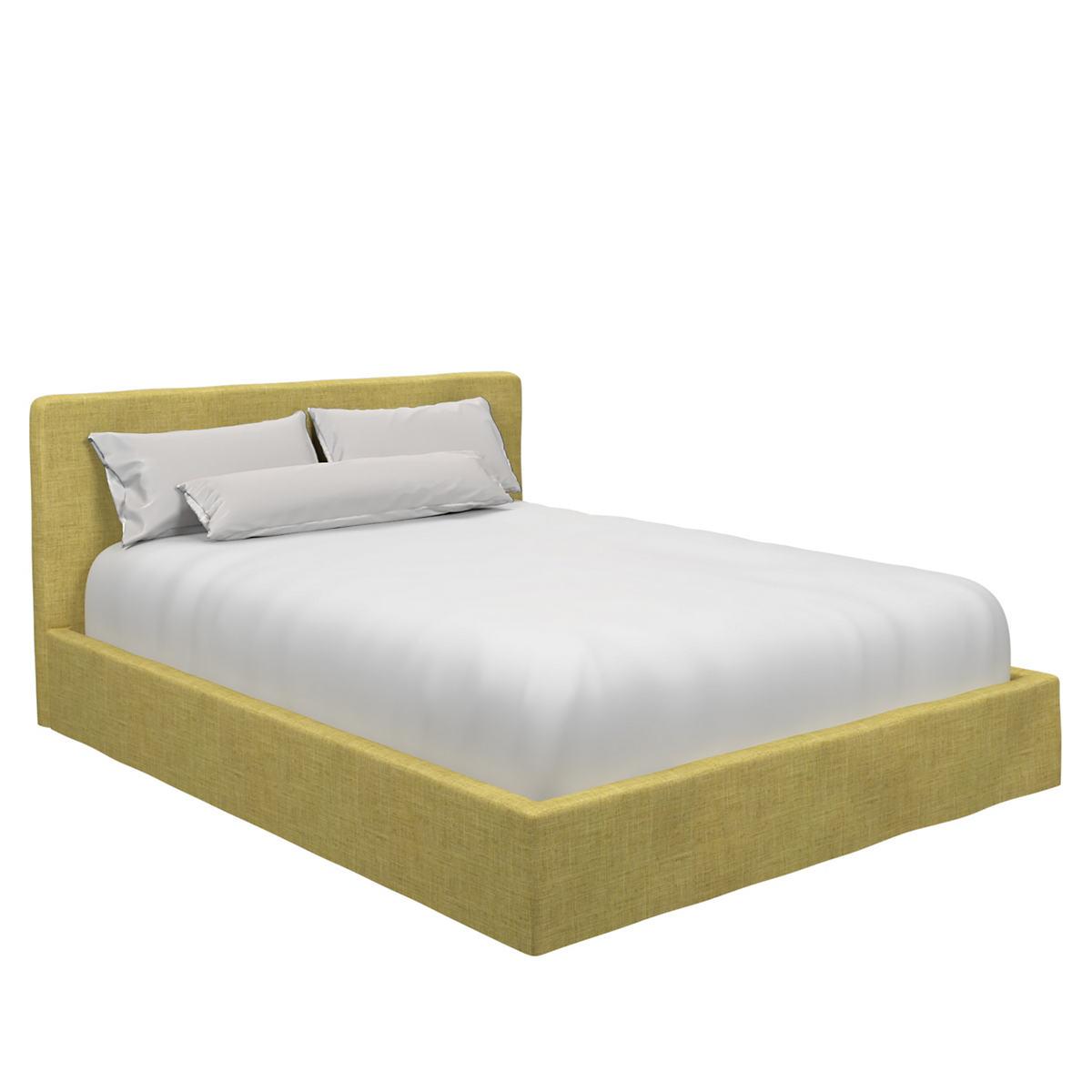 Canvasuede Citrus Loft Bed