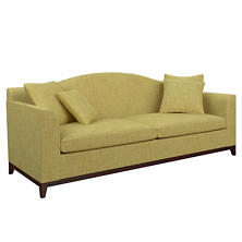 Canvasuede Citrus Marseille Sofa