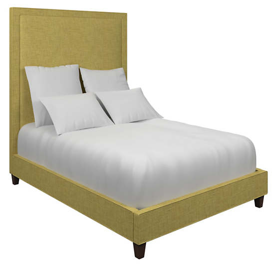 Canvasuede Citrus Stonington Bed
