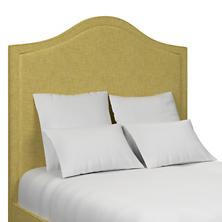 Canvasuede Citrus Westport Headboard
