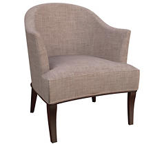 Canvasuede Heather Lyon Chair