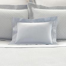 Carina Delphinium Decorative Pillow