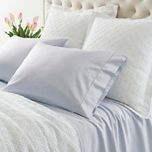 Carina Delphinium Fitted Sheet
