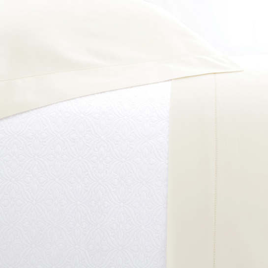 Carina Ivory Pillowcases