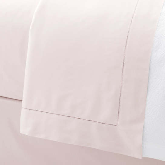 Carina Rose Quartz Fitted Sheet