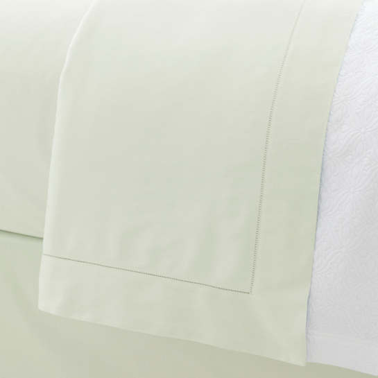 Carina Verde Fitted Sheet
