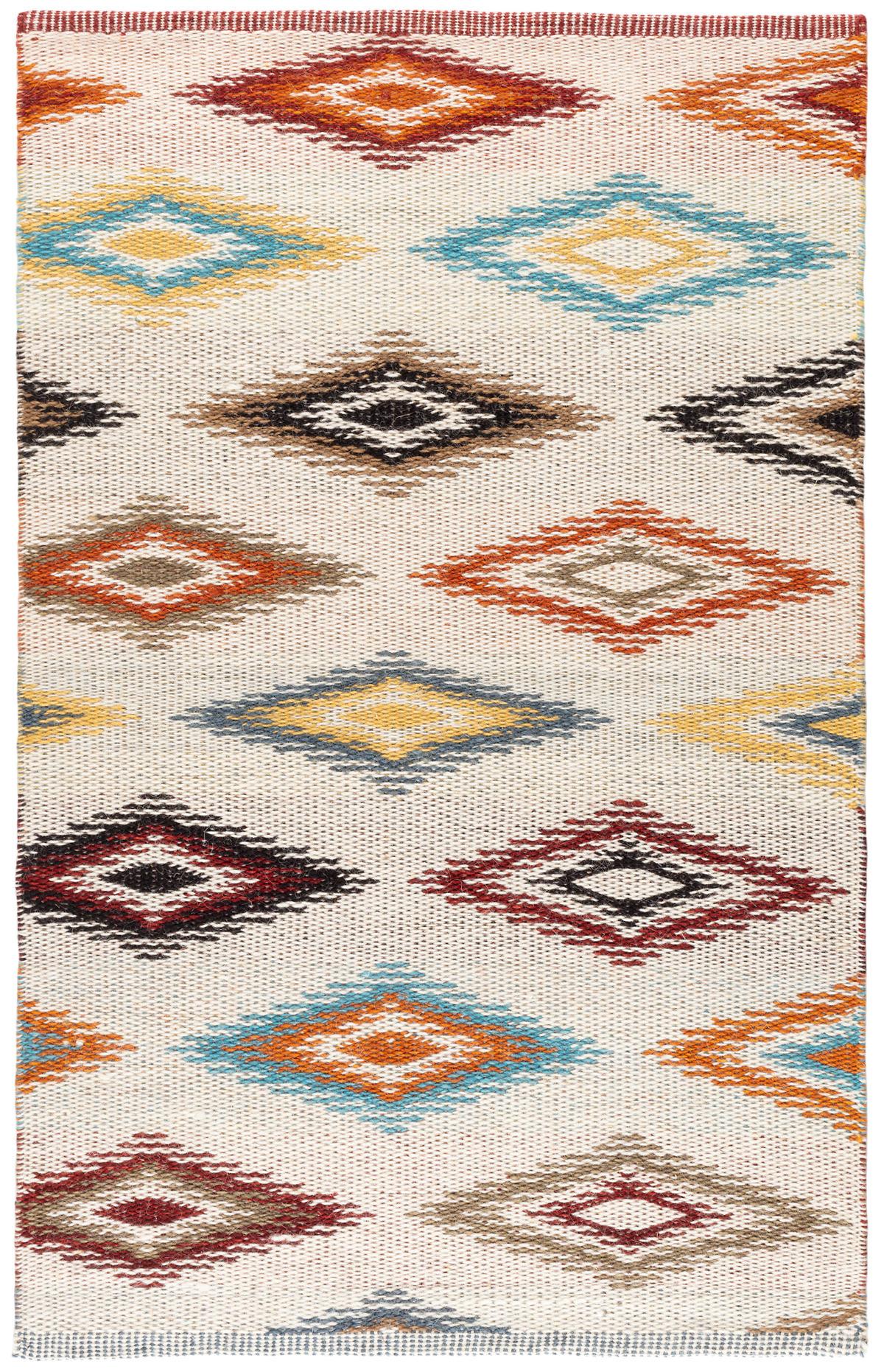 Carousel Woven Wool Rug