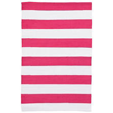 Catamaran Stripe Indoor Outdoor Rug