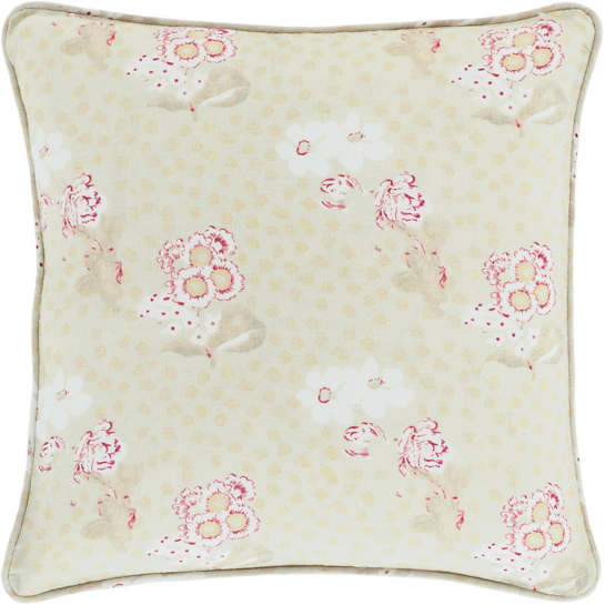 Catherine Linen Decorative Pillow
