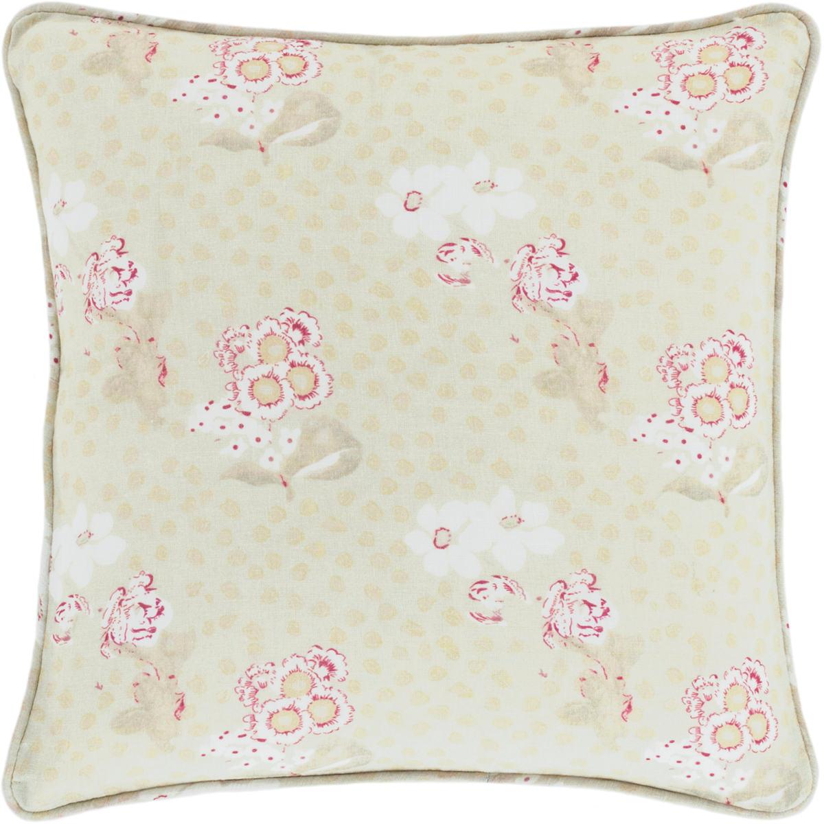Catherine Linen Decorative Pillow