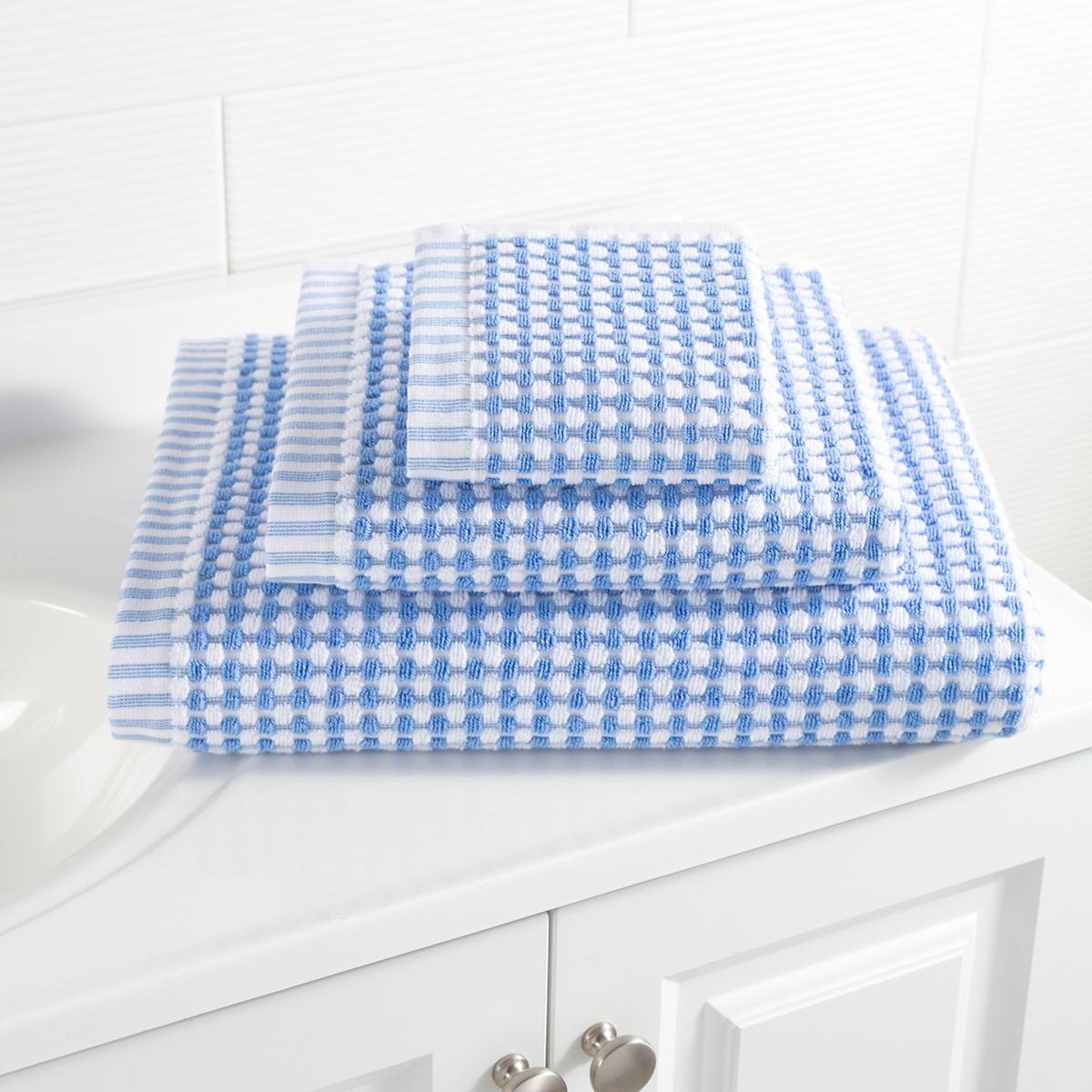 Ceylon French Blue Towel