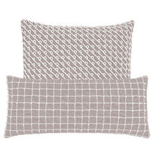 Chadna Pearl Grey Decorative Pillow