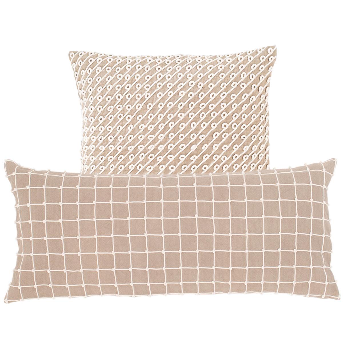 Chadna Linen Decorative Pillow