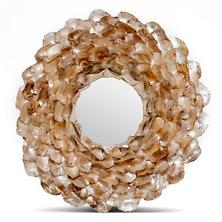 Champagne Venus Mirror