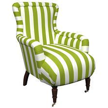Alex Green Charleston Chair