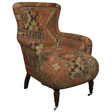 Anatolia Linen Charleston Chair