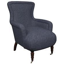 Greylock Navy Charleston Chair