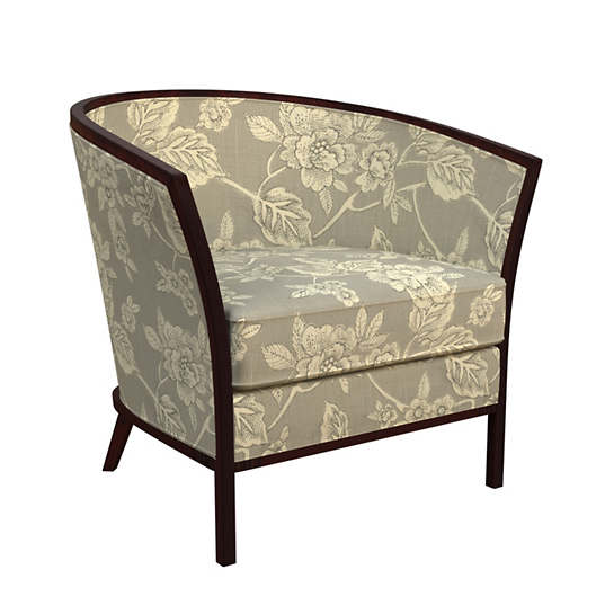 Charlotte Linen Bijou Chair