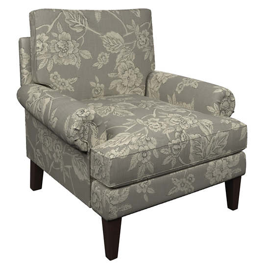 Charlotte Linen Easton Chair