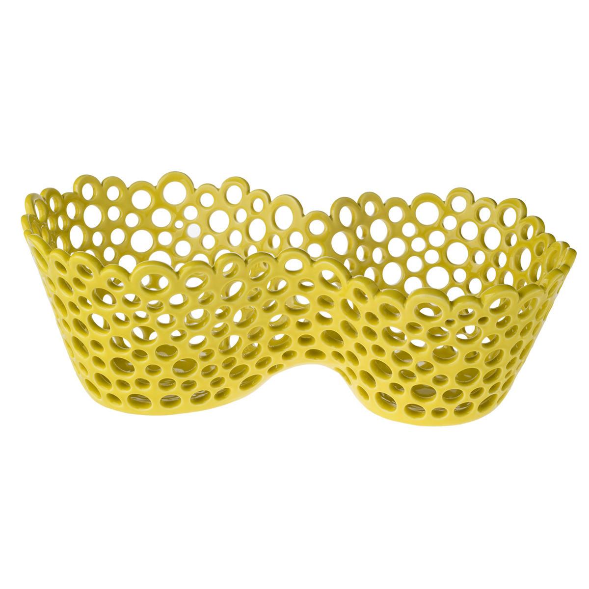 Chartreuse Gemini Bowl