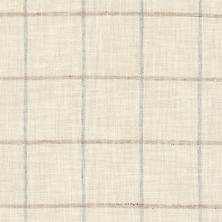Chatham Tattersall Light Blue/Natural Indoor/Outdoor Fabric