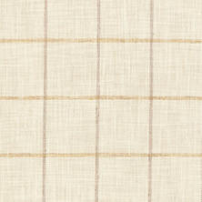 Chatham Tattersall Gold/Natural Indoor/Outdoor Fabric