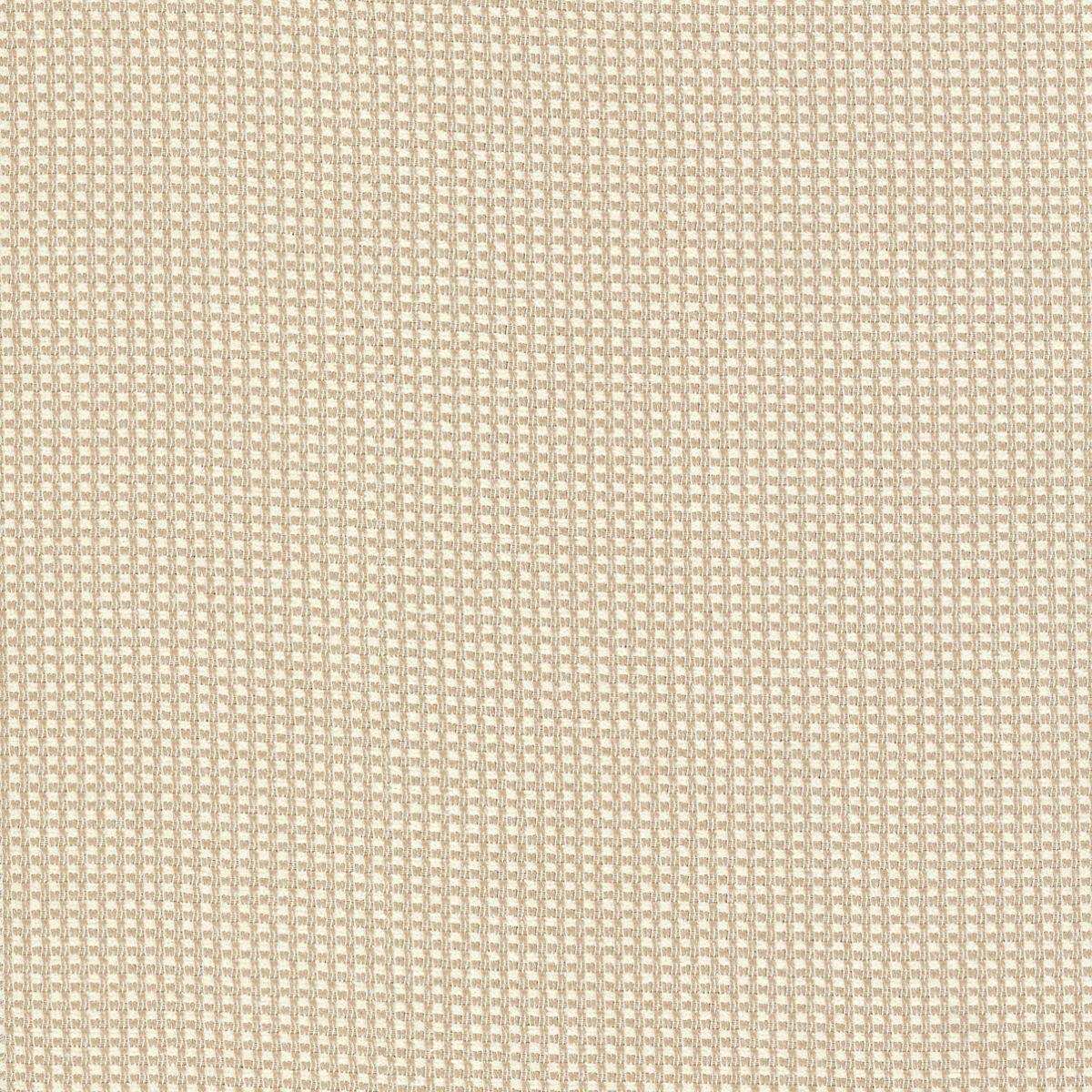 Checkered Cream/Natural Fabric
