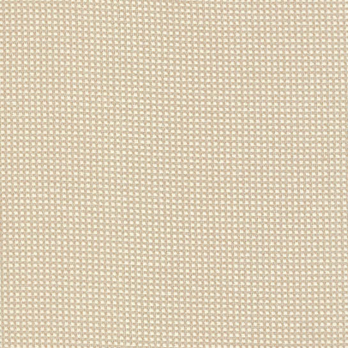 Checkered Cream/Natural  Swatch