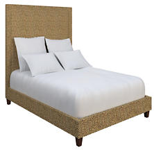 Cheetah Linen Stonington Bed