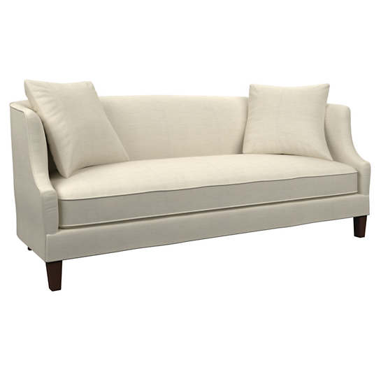 Estate Linen Pearl Grey Cheshire Sofa