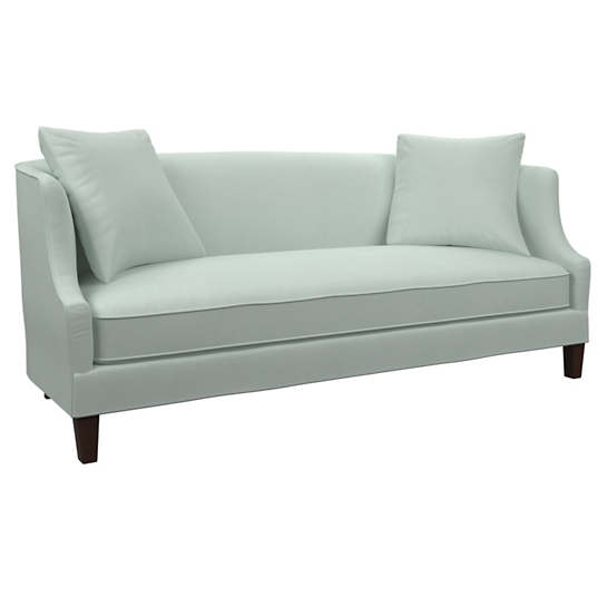 Estate Linen Powder Blue Cheshire Sofa