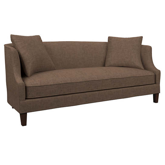Greylock Brown Cheshire Sofa