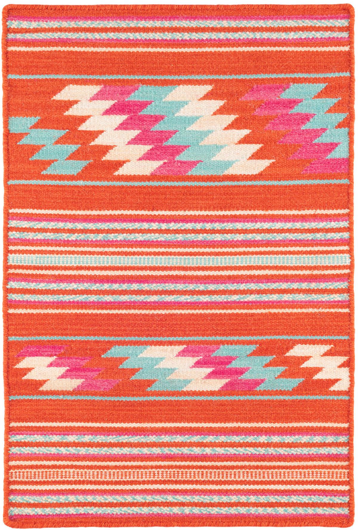 Chester Kilim  Woven Wool Rug