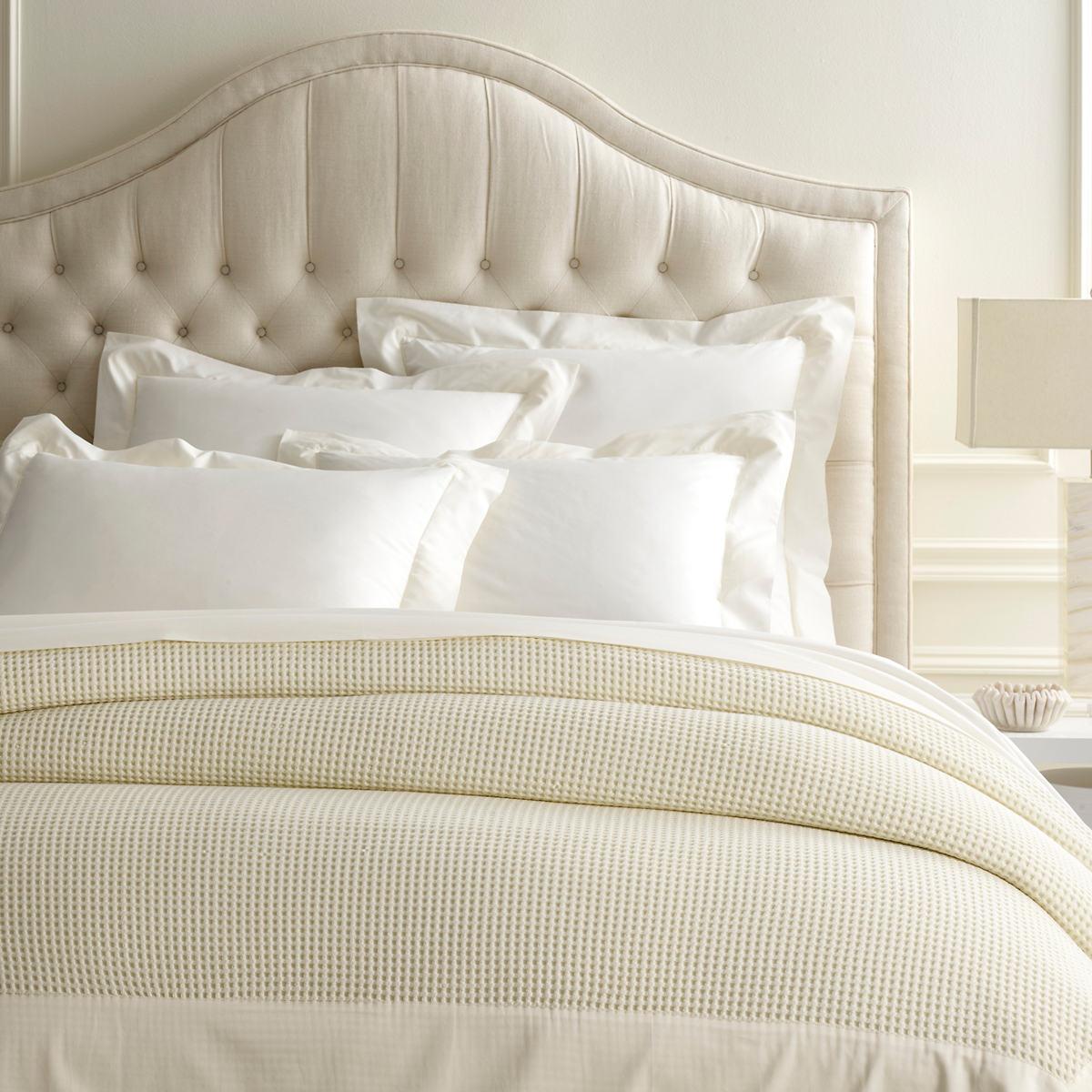 Chialda Ivory Blanket